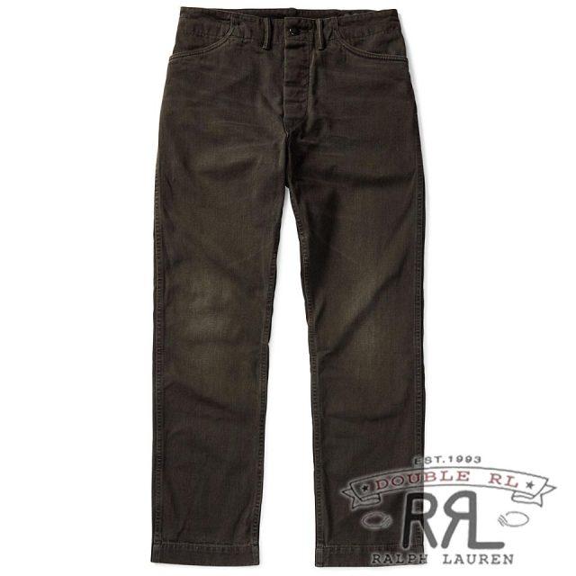 RRL/ダブルアールエル : Denim Utility Pant [ストレート/日本製ブルデニム/デニムパンツ]