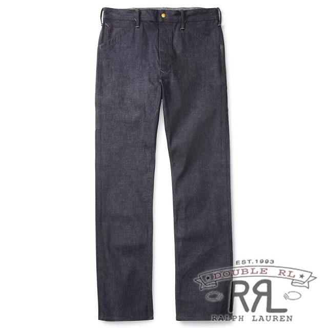 RRL/ダブルアールエル : Limited-Edition Carpenter Jean [限定版/日本製デニム使用アメリカ製/カーペンター]