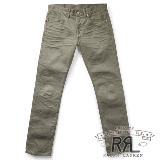 RRL/ダブルアールエル : Slim Fit Bedford Corduroy Pant [スリムフィット/日本製生地使用アメリカ製/コーデュロイ]