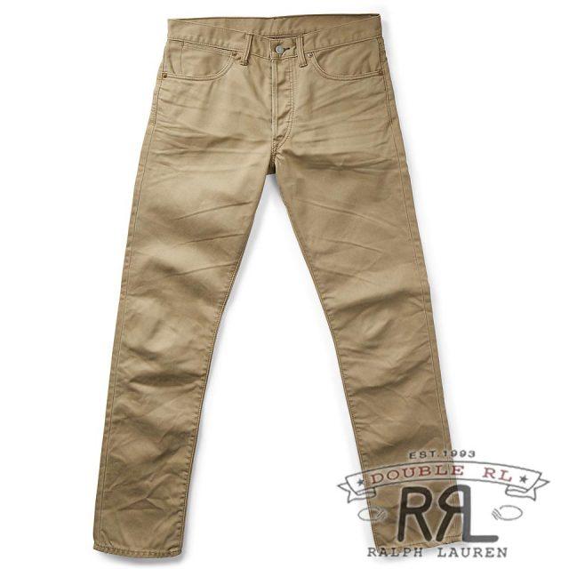 RRL/ダブルアールエル : Slim Narrow Corduroy Pant [スリムナロー/日本製生地使用アメリカ製/コーデュロイ]