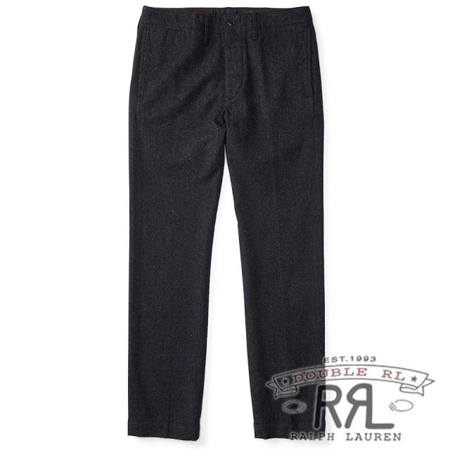 RRL/ダブルアールエル : Wool-Cotton Officer's Pant [オフィサー/軽量/ウールコットン/チノパンツ]