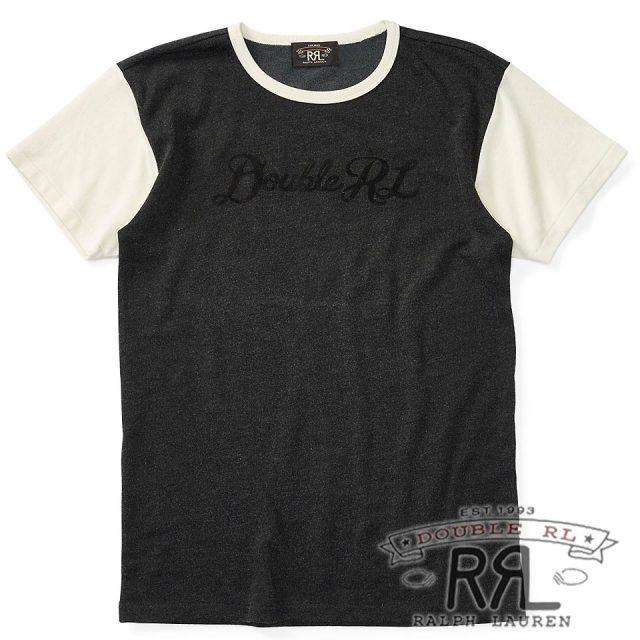 RRL/ダブルアールエル : Jersey Graphic T-Shirt [コットンジャージー/Double RL/半袖Tシャツ]