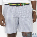 �礭���������Υ��ե?���BIG&TALL : Preston Gingham Short
