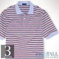 �礭���������Υ��ե?��� : Striped Pima Soft-Touch Polo [���󥰥����������餫�ԥޥ��åȥ�Ⱦµ�ݥ?���]