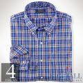 �礭���������Υ��ե?��� : Plaid Oxford Sport Shirt [�������������̡����å����ե����ɡ�ŵ�����]