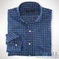 �礭���������Υ��ե?��� : Medallion Poplin Estate Shirt [�������������åȥ�ݥץ����ꥪ������ŵ�����]