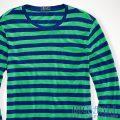 �礭���������Υ��ե?��� : Striped Long-Sleeved T-Shirt [����������ŵT�����]