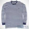 �礭���������Υ��ե?��� : Striped Cotton T-Shirt [�������������åȥ㡼������ŵT�����]