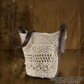 �ǥ˥�&���ץ饤 : Crochet Shoulder Bag [���?�����������Хå�]