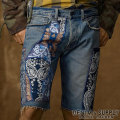 �ǥ˥�&���ץ饤 : Slim-Fit Canyon Patch Short