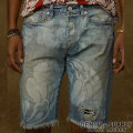 &amp; : Slim-Fit Denim Short