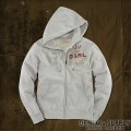 Denim & Supply Ralph Lauren : Washed Fleece Crew Hood
