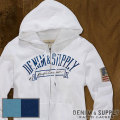 &amp; : Flag Patch Full Zip Hoodie