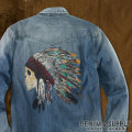 �ǥ˥�&���ץ饤 :  Rugged Chief Shirt