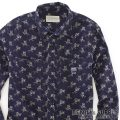 �ǥ˥�&���ץ饤�����ե?��� : Floral Cotton Sport Shirt [���̥��åȥ󡿥ե?�������ŵ�����]