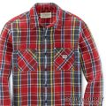 �ǥ˥�&���ץ饤�����ե?��� : Plaid Cotton Flannel Workshirt [���åȥ�ե��ͥ롿�����å�����ŵ�����]
