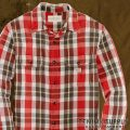 �ǥ˥�&���ץ饤�����ե?��� : Plaid Flannel Workshirt [���̥��åȥ�ե��ͥ롿�����å�����ŵ�����]
