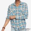 �ǥ˥�&���ץ饤�����ե?��� : Ward Plaid Twill Shirt [���餫���åȥ�ĥ��롿�����å�����ŵ�����]