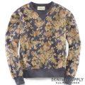 �ǥ˥�&���ץ饤�����ե?��� : Floral Cotton Terry Sweatshirt [�ե?��������������åȥ����]