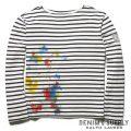 �ǥ˥�&���ץ饤�����ե?��� : Nautical Striped Cotton Shirt [���餫���åȥڥ���ȡ�ŵT�����]