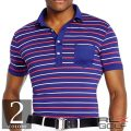 RLX ����ա����ե?��� : Slim-Fit Polo Shirt [����®�������ȥ�å���Ⱦµ�ݥ?���]