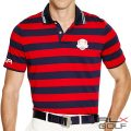 RLX ゴルフ/ラルフローレン : US Ryder Cup Active-Fit Polo [USライダーカップ/速乾/ストレッチ/半袖ポロシャツ]