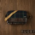 ���ե?���饰�ӡ���Rugby : Tartan Cross-Body Bag