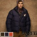 ���ե?���饰�ӡ���Rugby : Manor Down Jacket