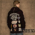 ���ե?���饰�ӡ���Rugby : Skate Team Jacket