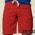 �饰�ӡ����ե?���Rugby : Skull Swim Trunk