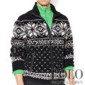 �ݥ���ե?��� : Fair Isle Full-Zip Sweater [�ե������ܥ����ե����������������åץ��åץ�������]