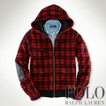 ? : Buffalo Check Hoodie
