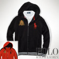 �ݥ���ե?��� : Fleece Crest Big Pony Hoodie