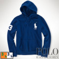 �ݥ���ե?��� : Big Pony Fleece Hoodie
