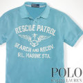 ? : Custom-Fit Distressed Polo