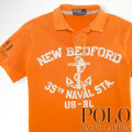? : Custom-Fit New Bedford Polo