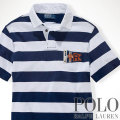? : Slim-Fit Striped Rugby