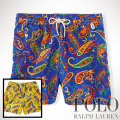"�ݥ���ե?��� : Traveler 6"""" Paisley Swim Short"