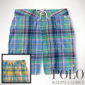 "�ݥ���ե?��� : Palm Island 7"""" Plaid Trunk"