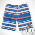 ? :Montauk 8&quot; Striped Swim Trunk
