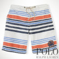 ? :Montauk 9.5&quot; Striped Swim Trunk