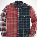 �ݥ���ե?��� : Plaid Fun Oxford Sport Shirt [����������ɡ����å����ե����ɡ�ŵ�����]