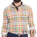 �ݥ���ե?��� : Plaid Jersey Sport Shirt [��ä��ꥹ��������ɡ����åȥ�ɥ��㡼�����������å���ŵ�����]