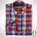 �ݥ���ե?��� : Plaid Linen Pocket Shirt [��ä��ꥹ��������ɡ����̥�ͥ�ŵ�����]