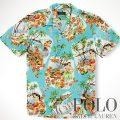 �ݥ���ե?��� : Hawaiian Camp Shirt [��ä��ꥹ��������ɡ��ϥ磻����ץ��ȡ�Ⱦµ�����]