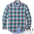 �ݥ���ե?��� : Plaid Double-Faced Sport Shirt [��ä���ե��åȡ��ɥӡ�&�����֥졼2���ϡ������å�����ŵ�����]