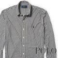 �ݥ���ե?��� : Gingham Knit Jersey Shirt [��ä���ե��åȡ��ԥޥ��åȥ㡼�����˥åȡ���������å���ŵ�����]