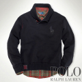 �ݥ���ե?���Polo Ralph Lauren : Fleece Big Pony Shawl Pullover