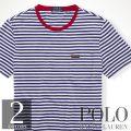 �ݥ���ե?��� : Striped Jersey T-Shirt [���餫���åȥ�ȾµT�����]