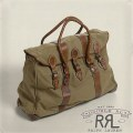 RRL�����֥륢���륨�� : Hicks Overnight Bag